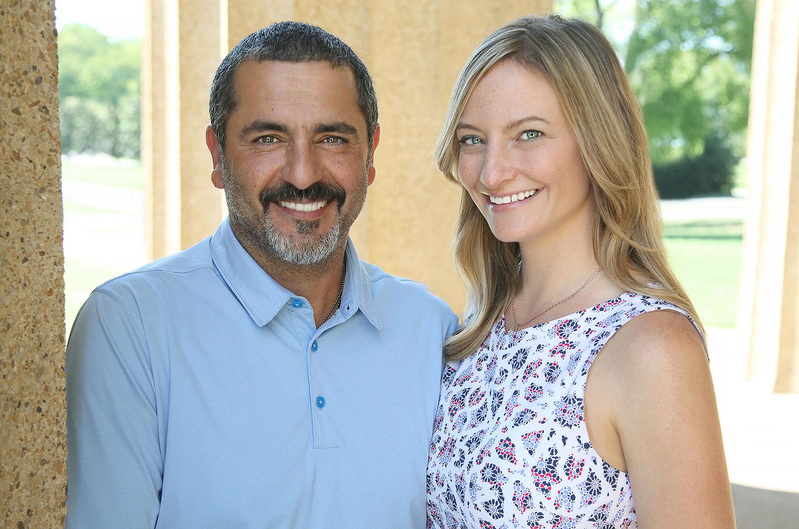 Dr. Ray & Melissa Saeedpour