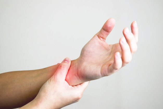 Carpal Tunnel and Other Pain in the Wrist and Hands